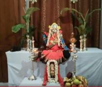 Gowri Ganesha Alankara