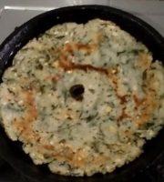 green masala rotti